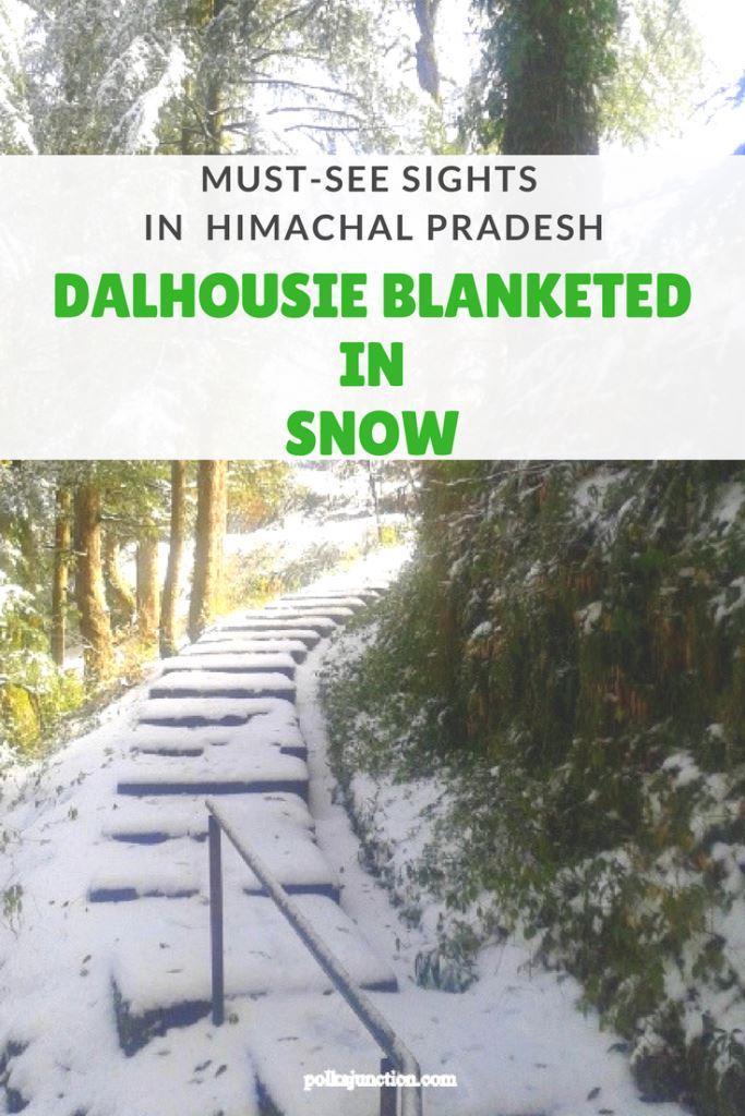 Dalhousie Snowfall : Dalhousie Snowfall : Memories of The White Carpet in 30 photos Asia | India | Himachal Pradesh | Dalhousie | Snowfall in India | Must Visit Places | Travel | Snowfall |Christmas #asian #asiatravel #indian ##incredibleindia #christmas #snowfall #snow #snowflakes #white #carpet #retreat #traveltips #travel #traveldestinations #family #himalayas #hillstations #mountains #himachalpradesh