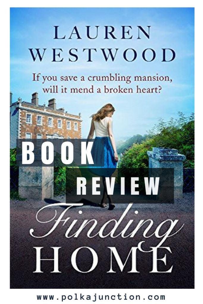 Finding Home by Lauren Westwood