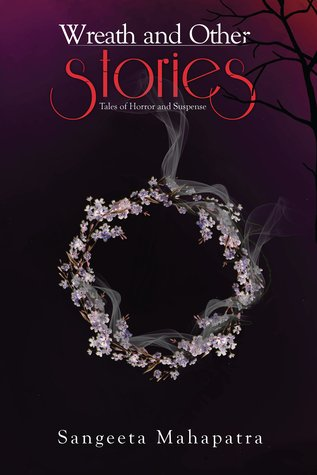 horror book wreath and other stories