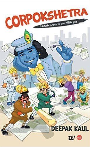 book cover of corpokshetra