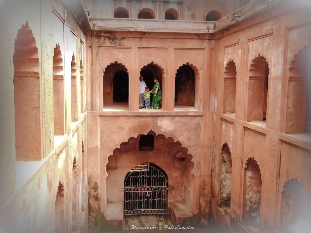 Baoli at Bada Imambara