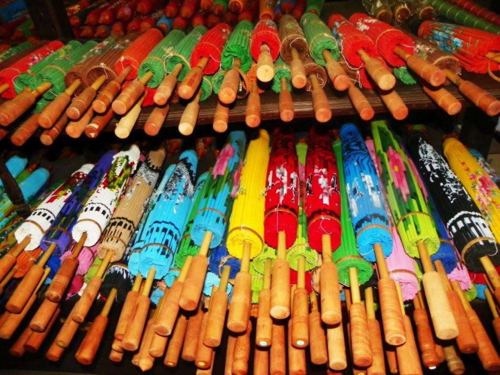 Umbrella Village