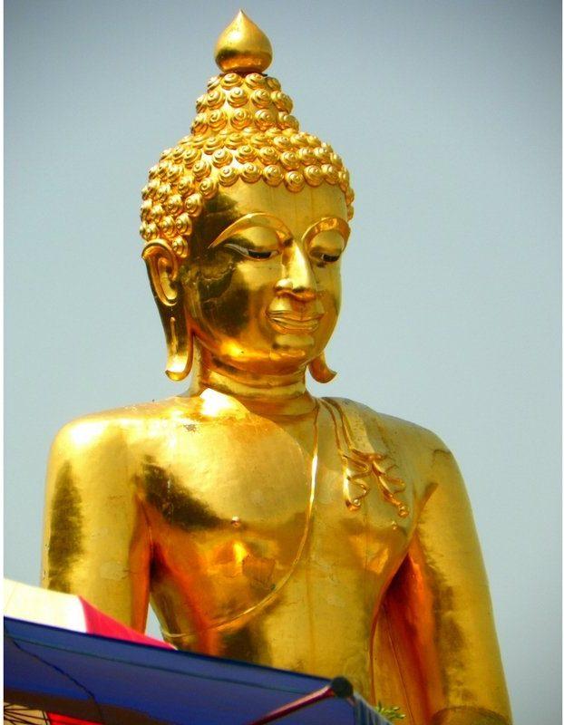 Buddha at Golden Triangle