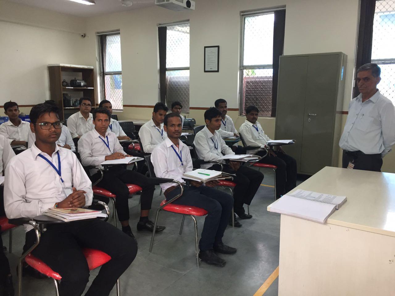 GMRVF Classroom