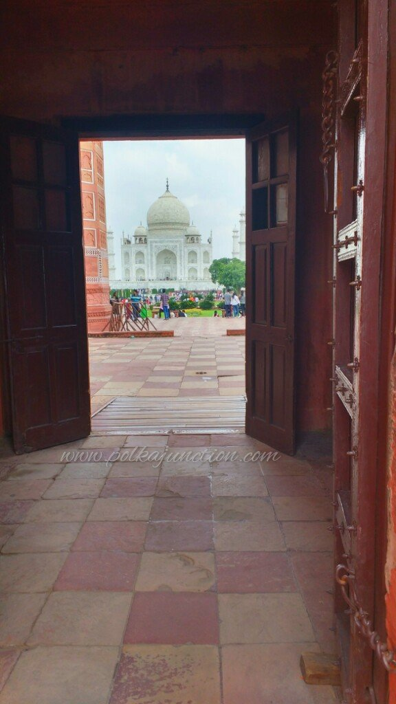 Interesting facts about Taj Mahal architecture