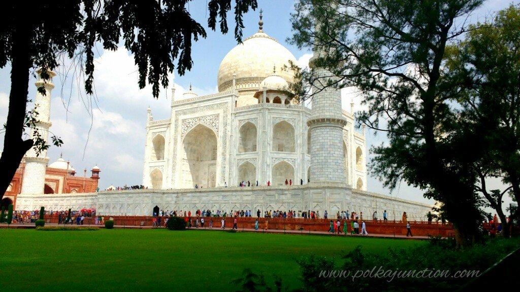 TajMahal at Agra