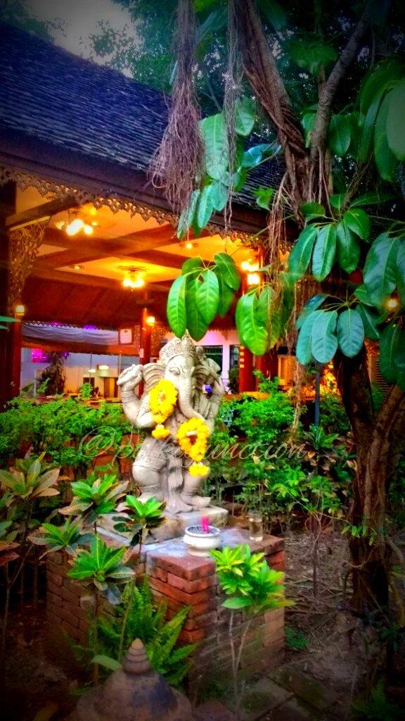 Ganesha ChiangMai Thailand