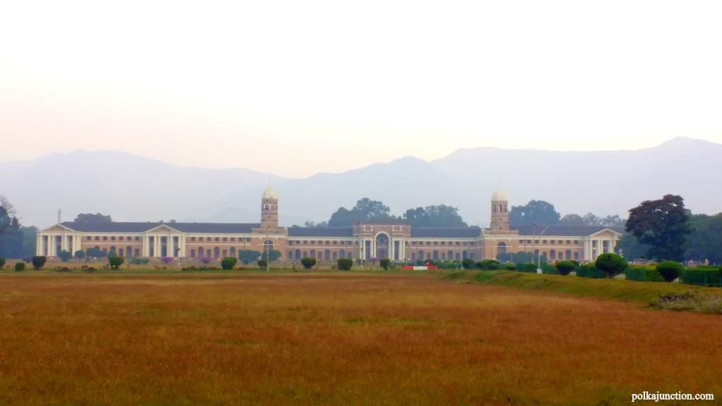 Forest Research Institute's Architecture