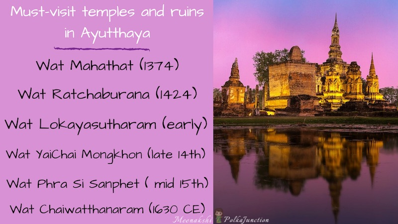 temples-ayutthaya-list-polkajunction