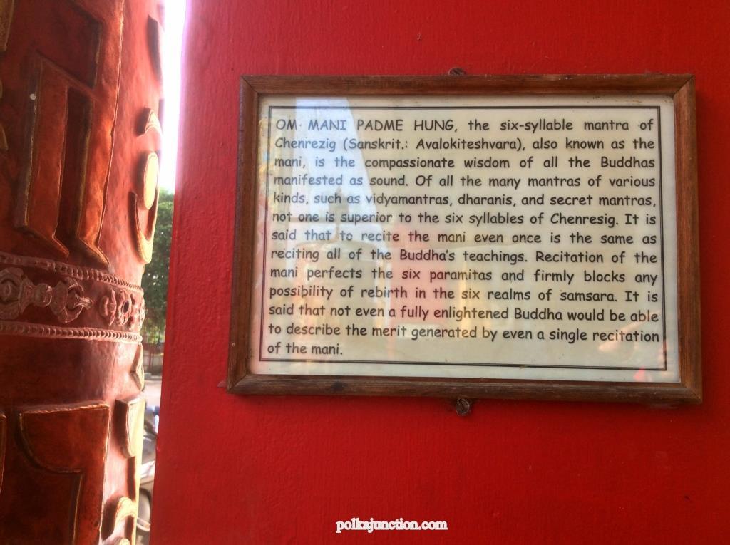 Mindrolling Monastery Dehradun : Prayer