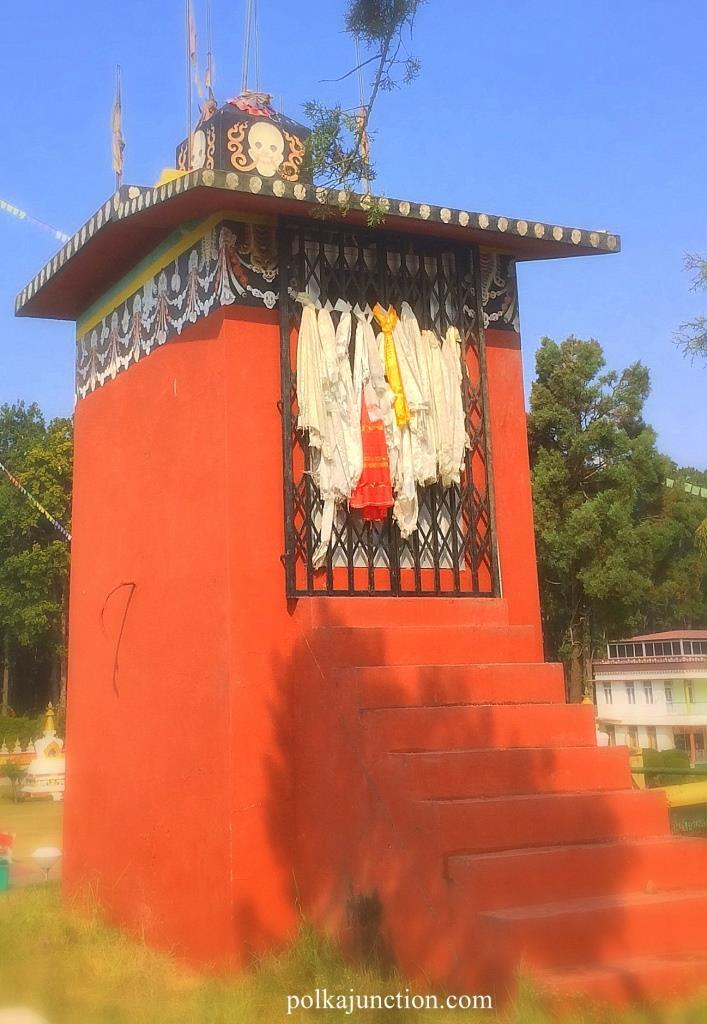 MIndrolling Monastery Dehradun