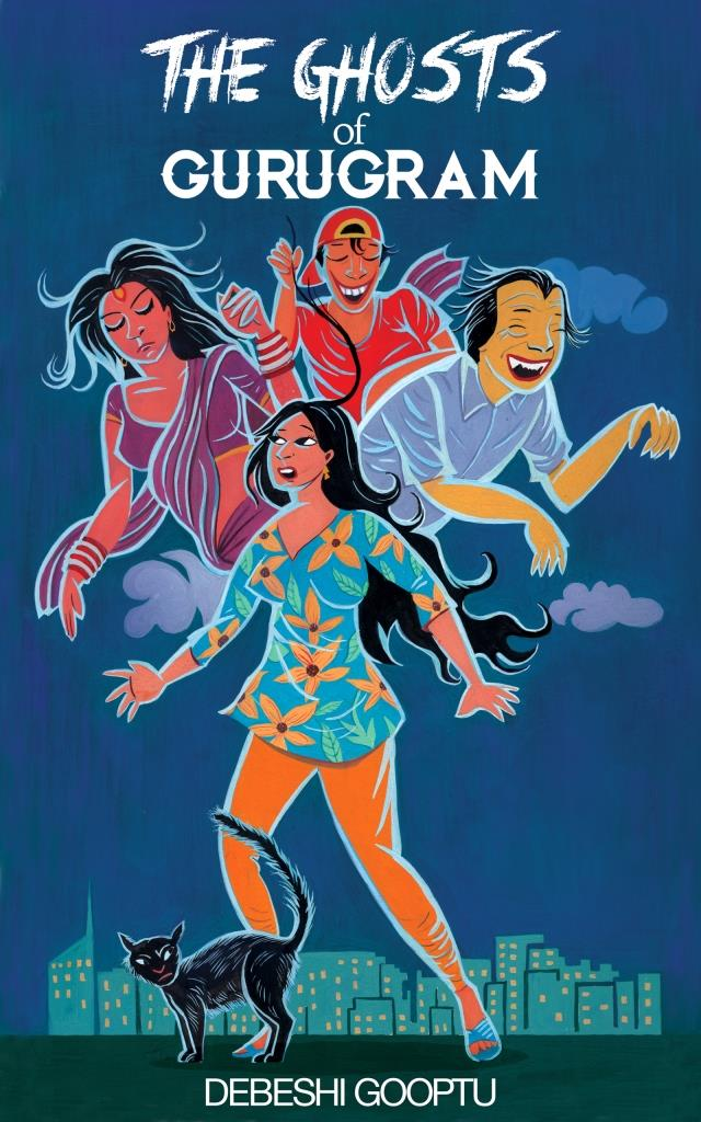 Book Review The Ghosts of Gurugram