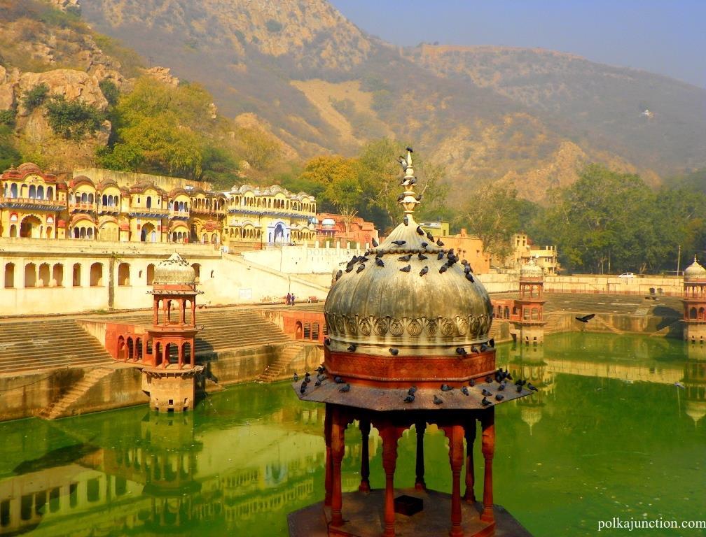 Sagar Lake in Alwar