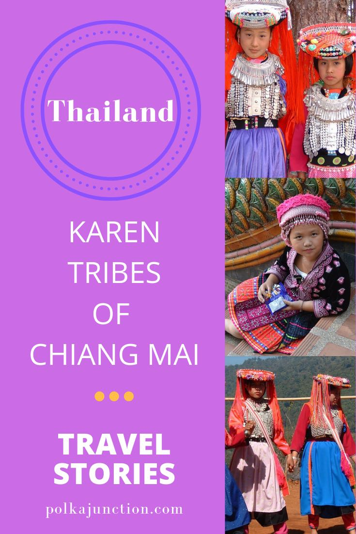 Read about my friendship with the Karen Tribes of Chiang Mai in this travel story #Asia #Thailand #KarenTribes #ChiangMai #Travel #TravelStory #TravelBlogger