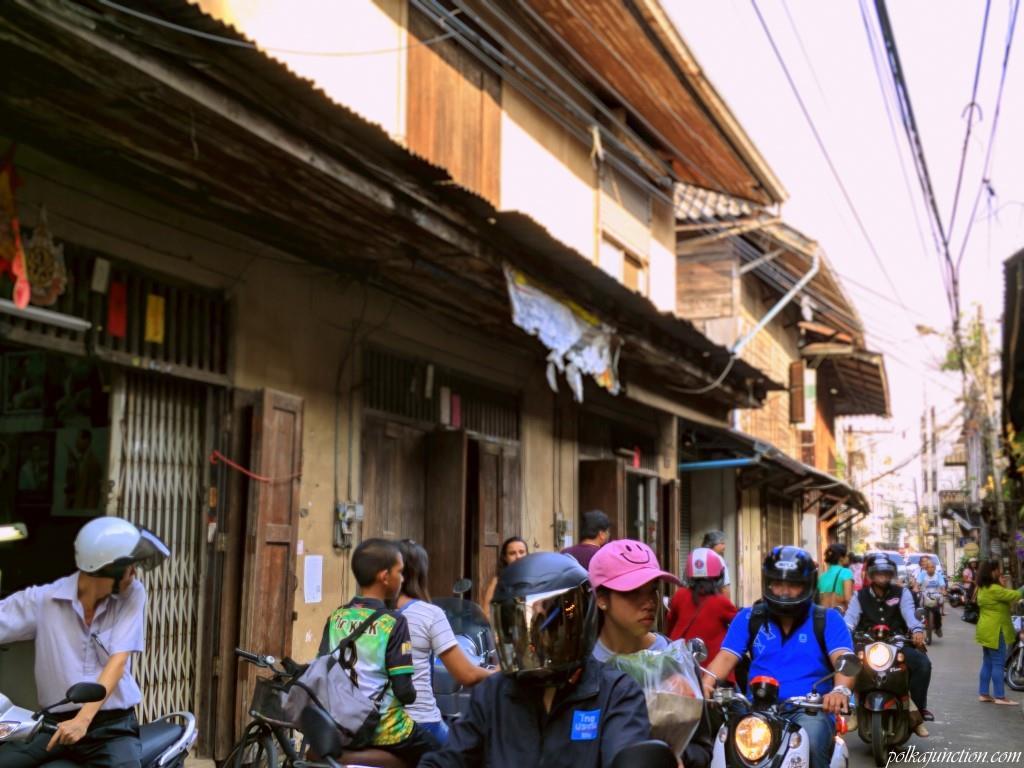 Chantaboon waterfront community