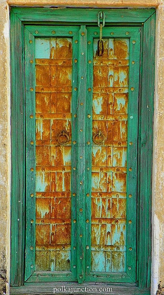 haveli door