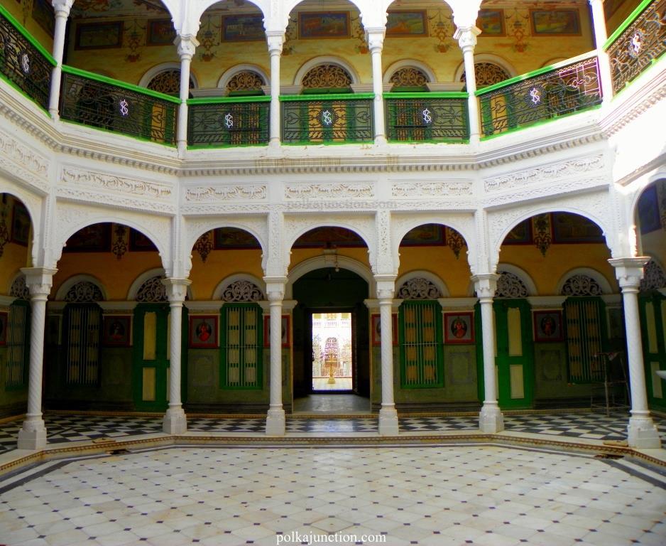 kajra havelis courtyard