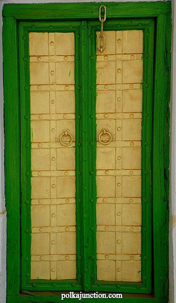Shekhawati doors