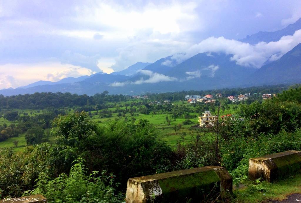 Sidhbari village