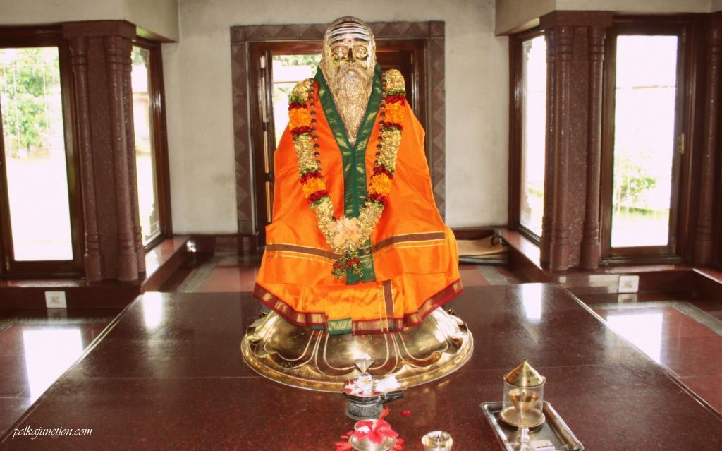 Sidhbari chinmayananda samadhi