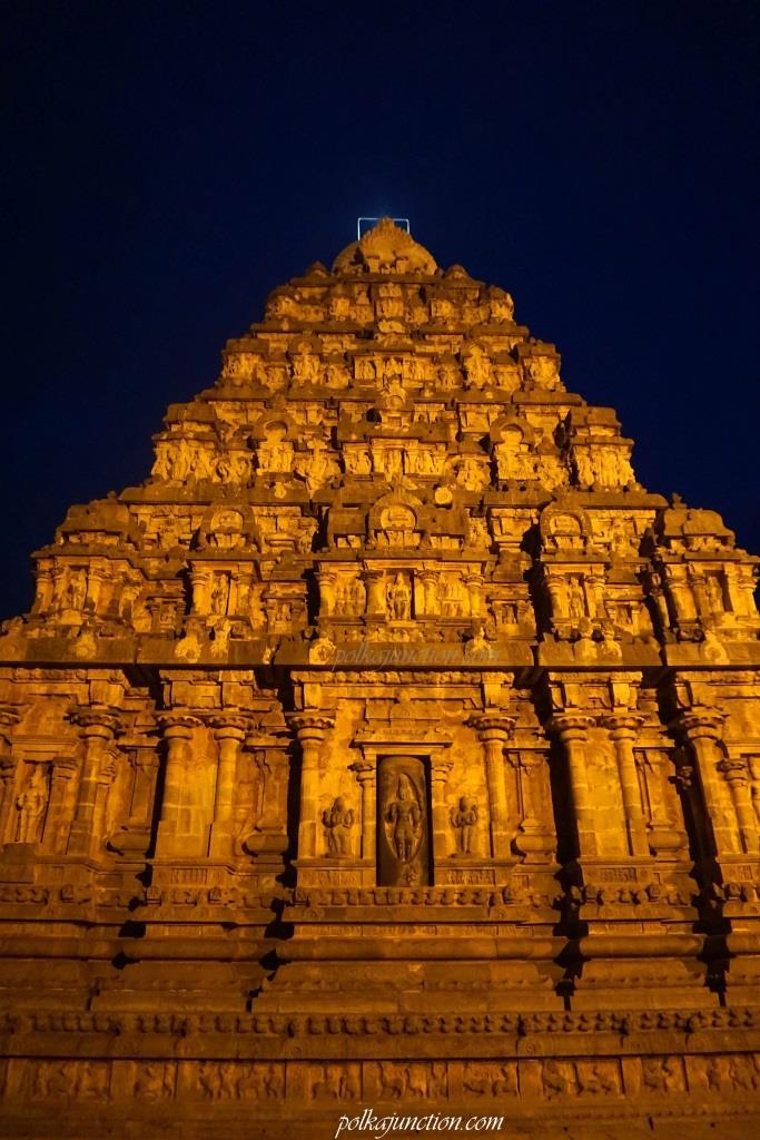 Vimana- Airavateswarar-Darasuram-temple