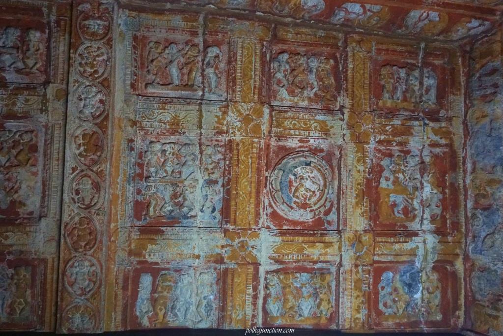 Ceilings-Airavateswara-temple-DARASURAM