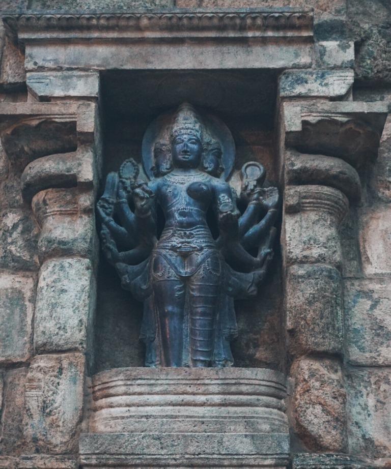 Ardhanarisurya-Darasuram