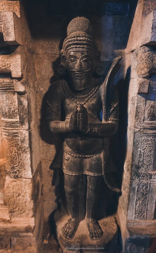 Kannapar-idol-Darasuram-Airavateswara-temple