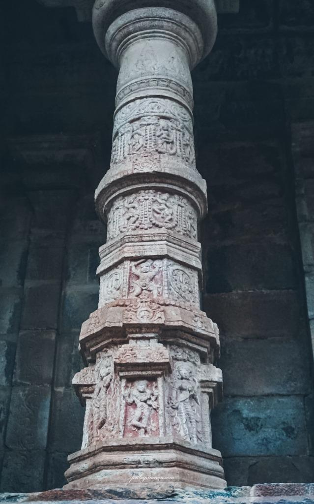 pillars-Darasuram