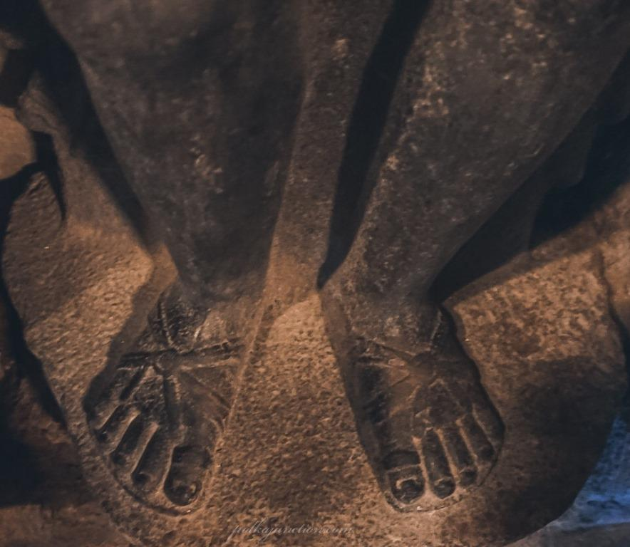 Kannappar-statue-darasuram