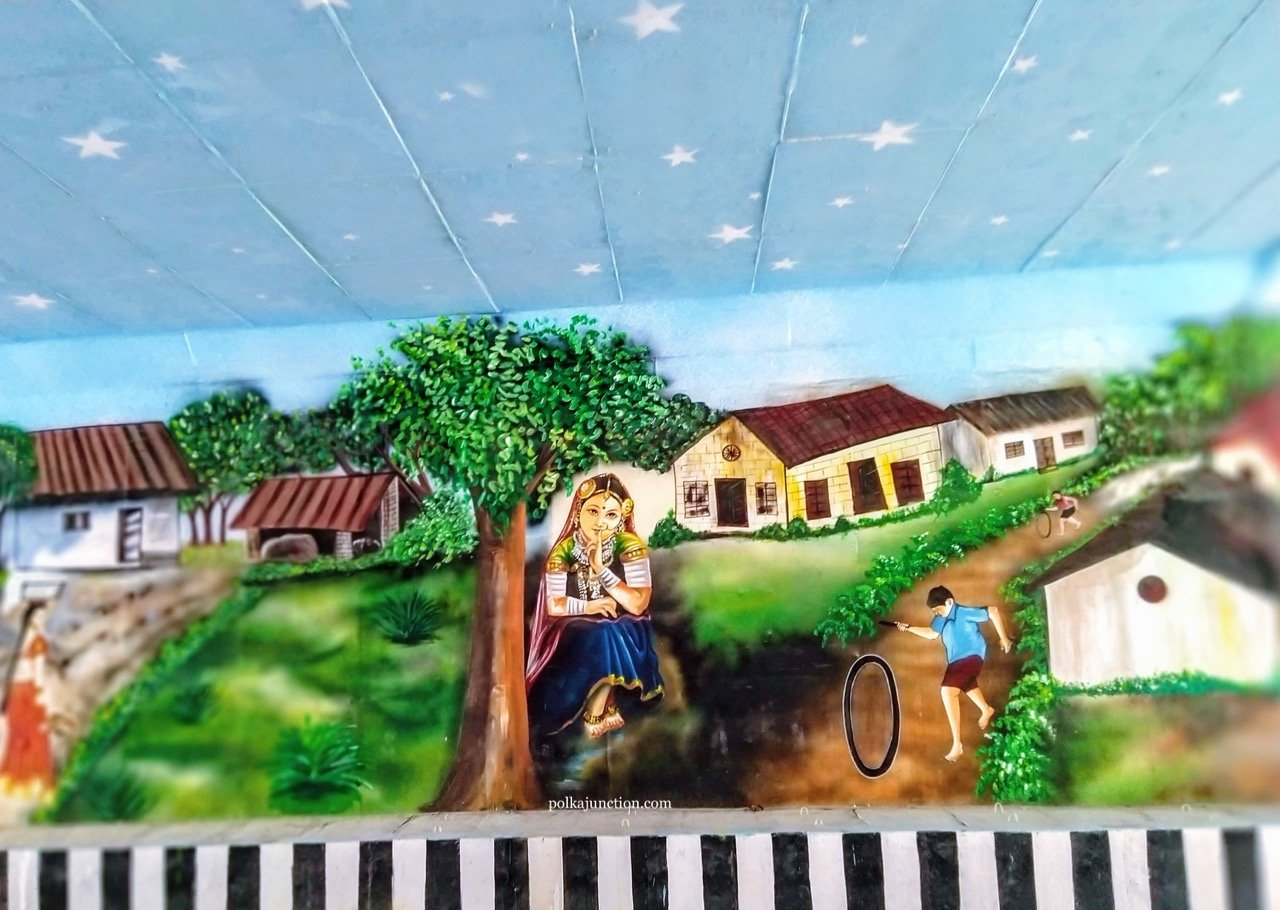 Finding Street Art in Secunderabad and Hyderabad