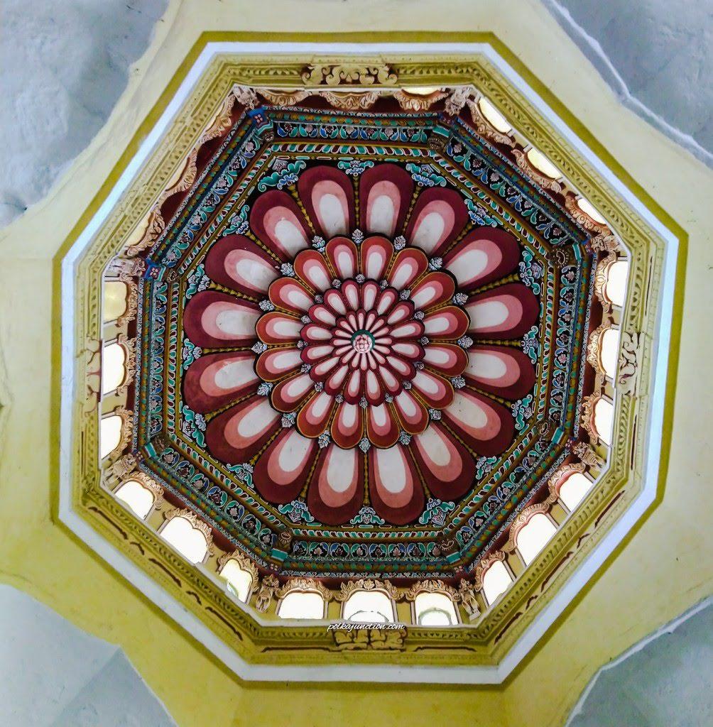 Thirumala Nayakar Palace Madurai