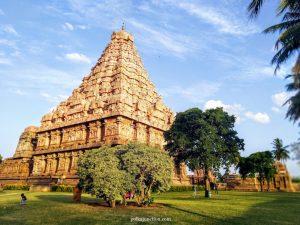Gangaikondacholapuram temple