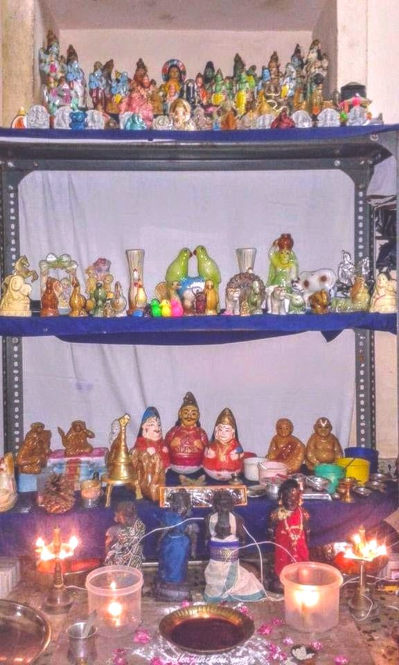 Navratri Golu Pandigai