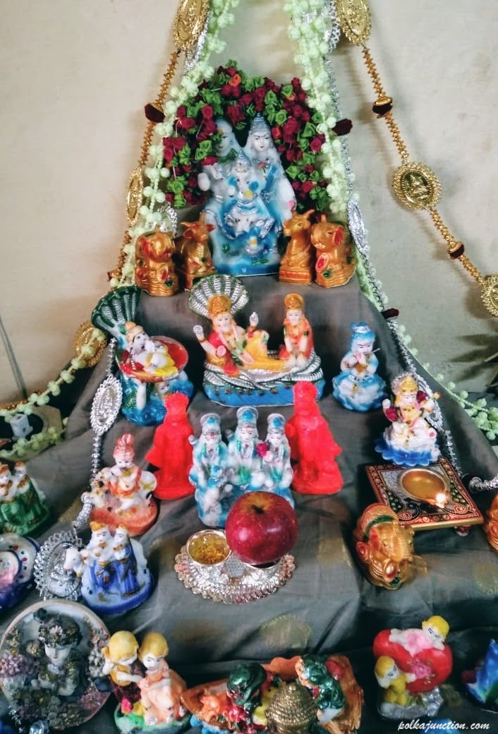 Navrathri Golu Pandigai