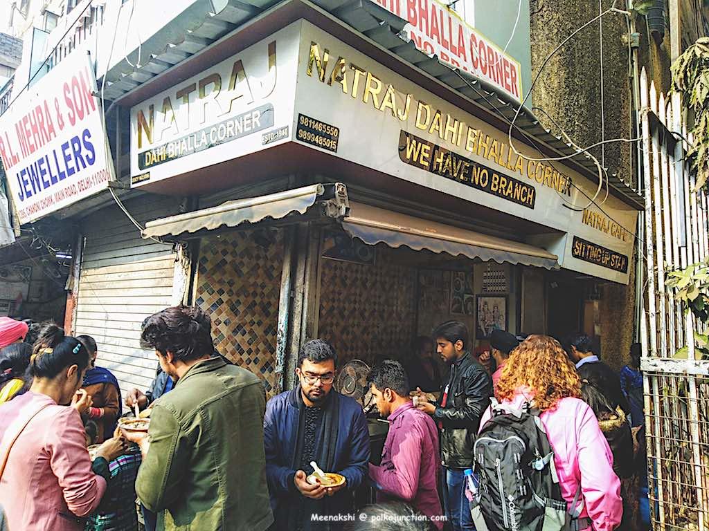 Natraj Chandni Chowk