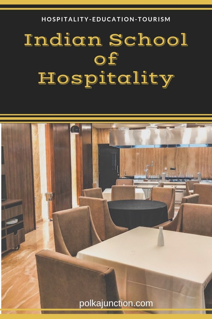 Read about one-of-a-kind educational institution in India that is setting trends in the educational fields of tourism, hospitality and culinary arts India| Asia | Education | Tourism | Travel | Hospitality | Culinary Arts | Food . #travel #tourism #indian #education #blogger #culinary #foodie
