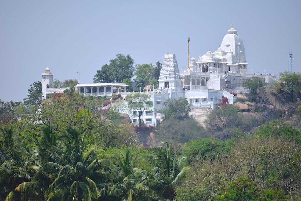 travel guide to hyderabad birla mandir