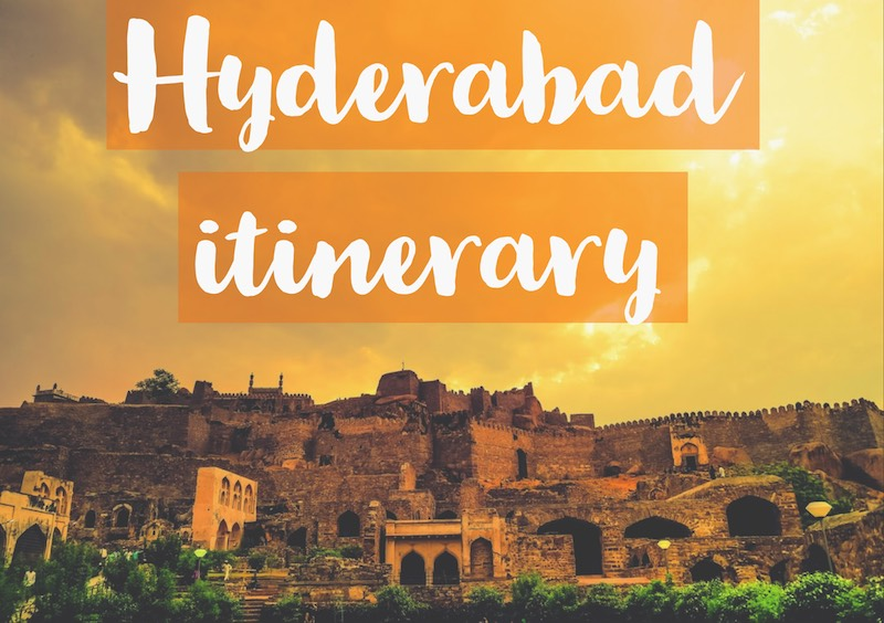 hyderabad-itinerary