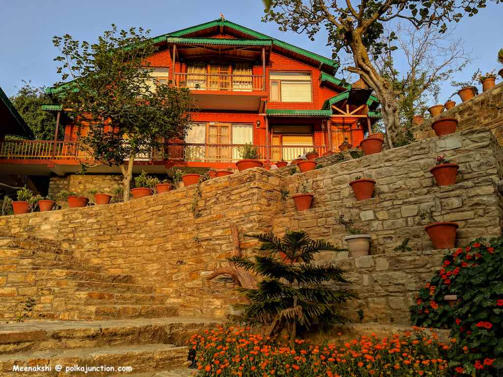 Parvada Bungalows - One of the best stay options near Mukteshwar