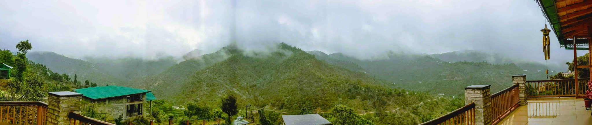 Parvada-Bungalows - One of the best stay options near Mukteshwar