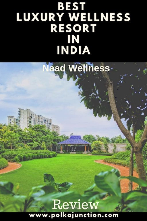Naad Wellness - A boutique luxury wellness centre in India #Asia #India #Wellness #luxury #Luxurylifestyle #Ayurveda #Resort #Naturopathy #yoga