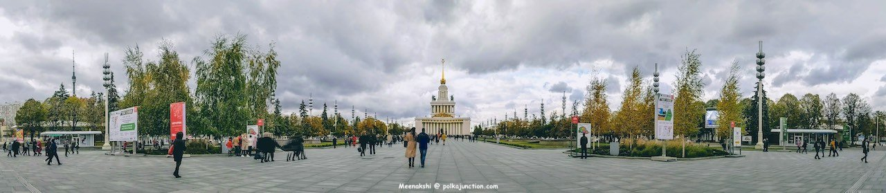 VDNH A beginner's guide to planning a Russia trip