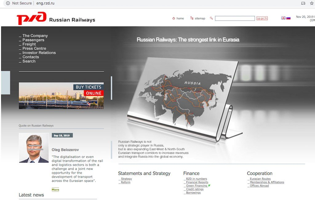 travel tip for russia and Russian Railways