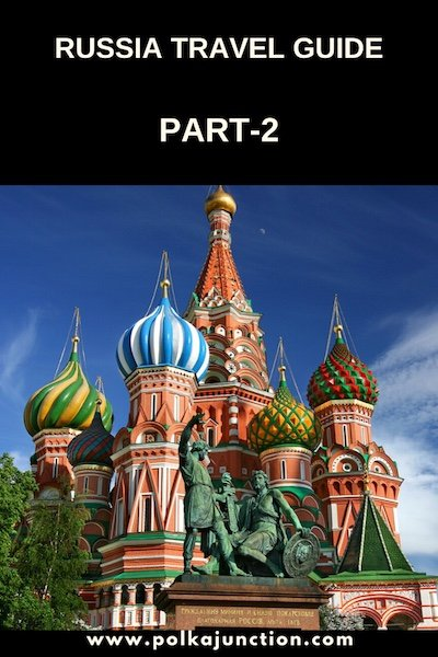 A beginner's travel guide to Russia - Russia| Europe | Asia | Eurasia | Saint Petersburg | Moscow | Travel Tips | Russia Guide #Europe #Russia #Asia #travelguide #moscowguide #saintpetersburg|