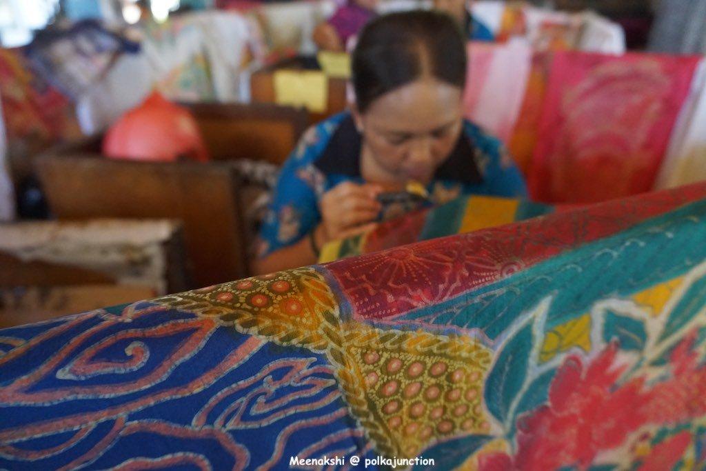 bali-itinerary-batik-making