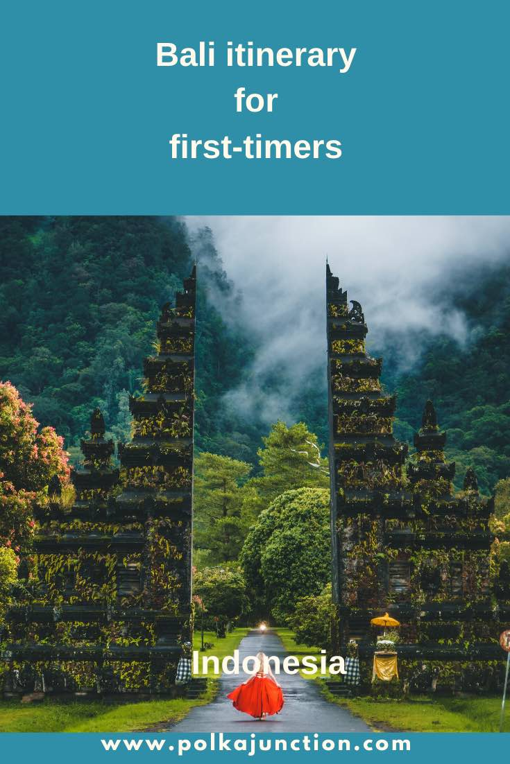 A 7-day itinerary to explore in and around Bali with focus on what to do in Ubud, Tegallalang, Nusa Penida, Nusa Lembongan, what to buy, where to stay | Indonesia | Bali | SEAsia #travel #Bali #itinerary #indonesia #guide