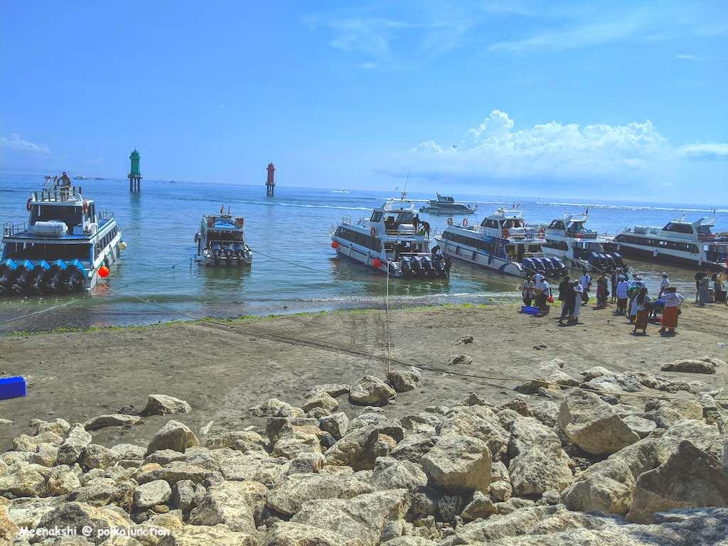 Sanur-harbour