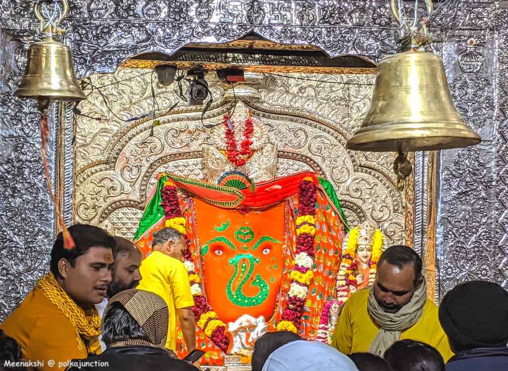 Khajrana Temple at Indore