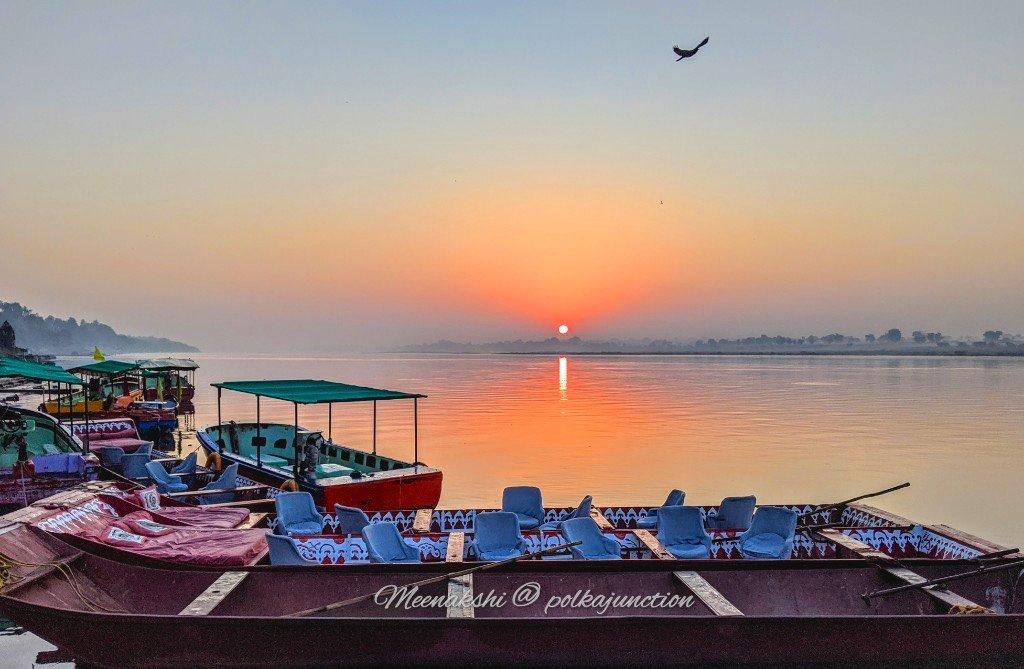 Sunrise-Maheshwar-Madhya-Pradesh-Must-Visit